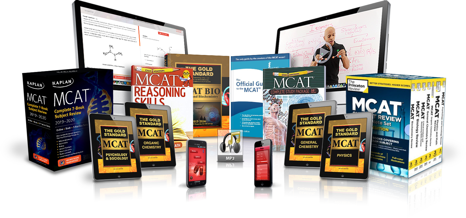 Gold Standard MCAT Platinum Package Plus